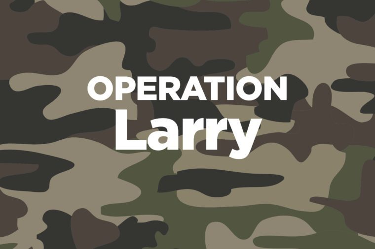 operation larry
