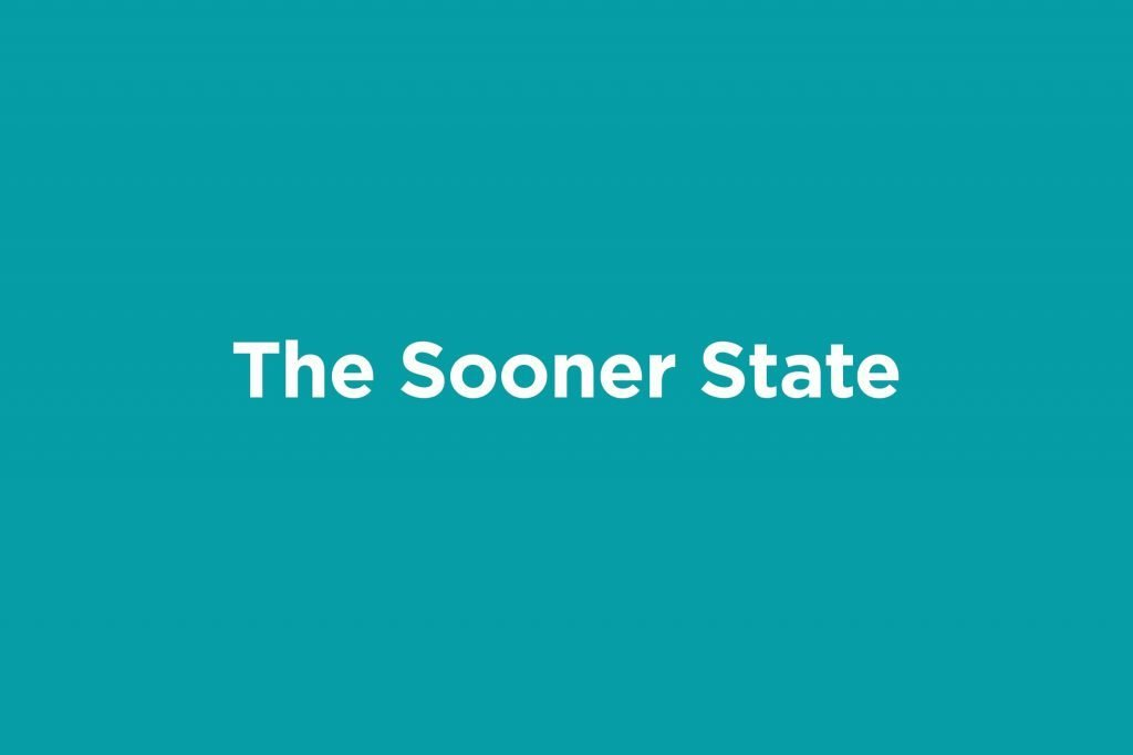 the sooner state