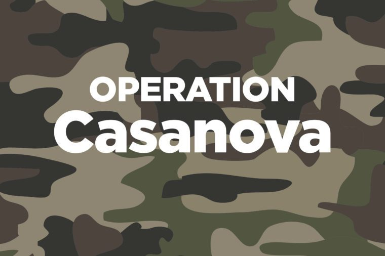 operation casanova