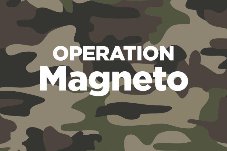 operation magneto