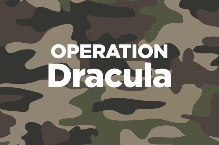 operation dracula