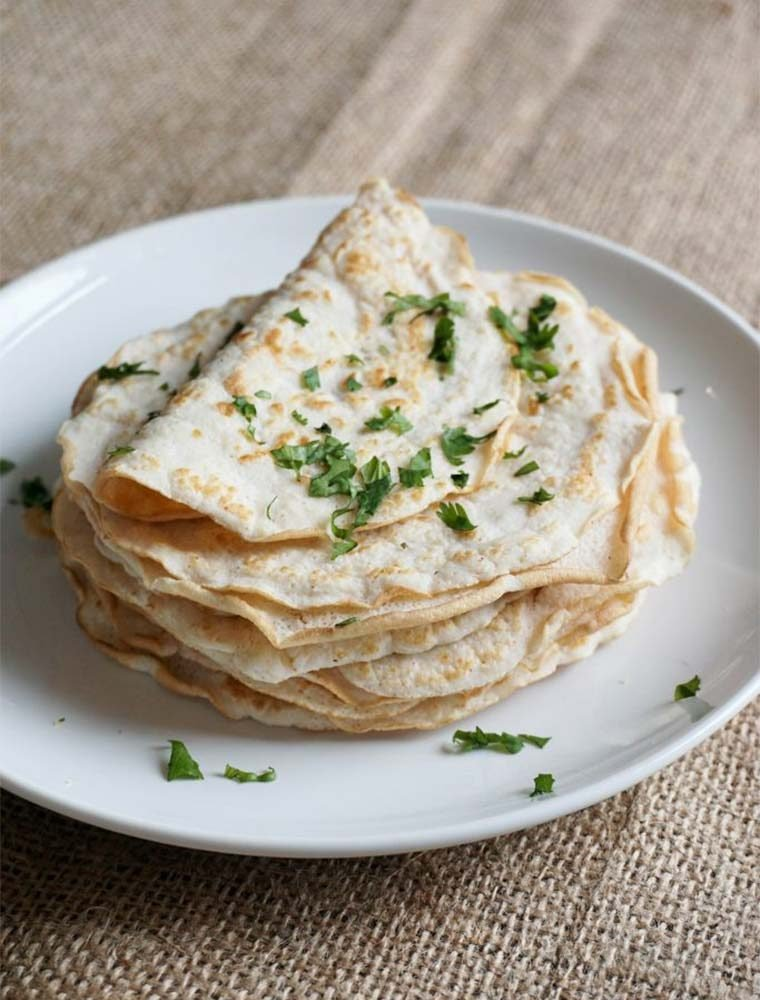 carb tortillas