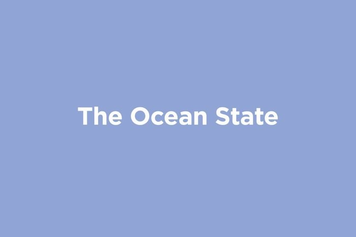 the ocean state