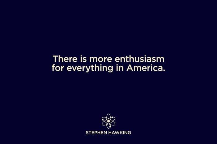 on the american spirit