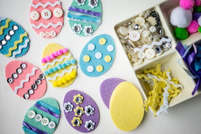 Easter Crafts For Kids Reader S Digest