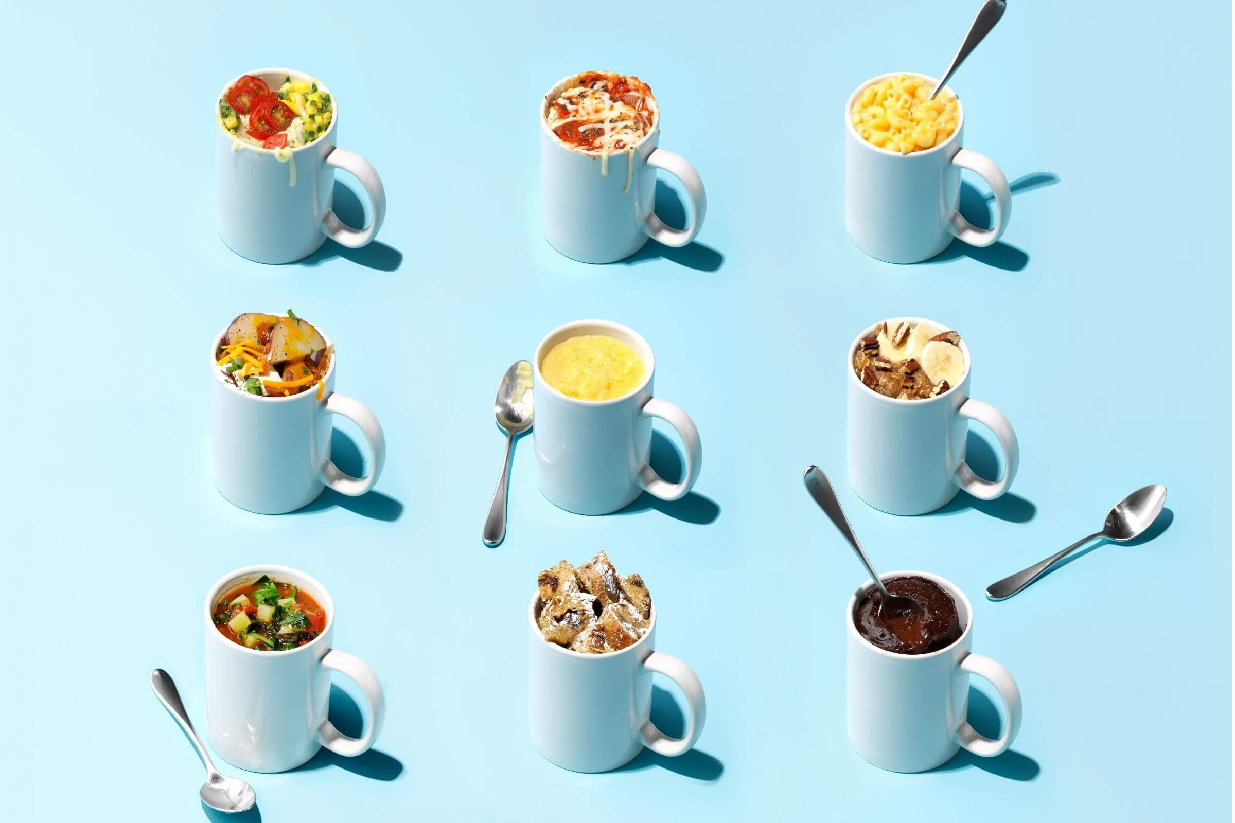 9 Yummy Meals You Can Make In Your Favorite Mug The Microwave