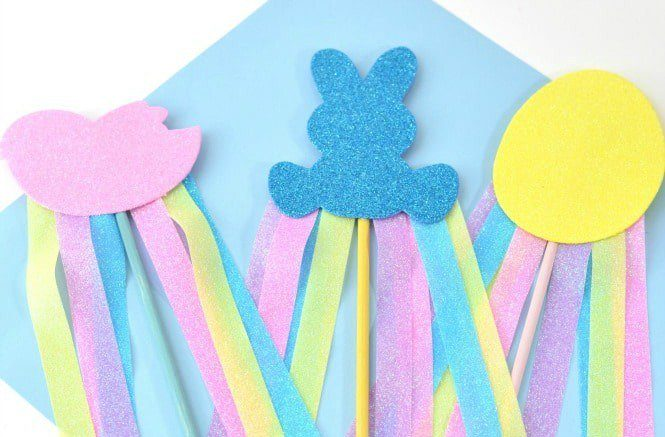 easter wands