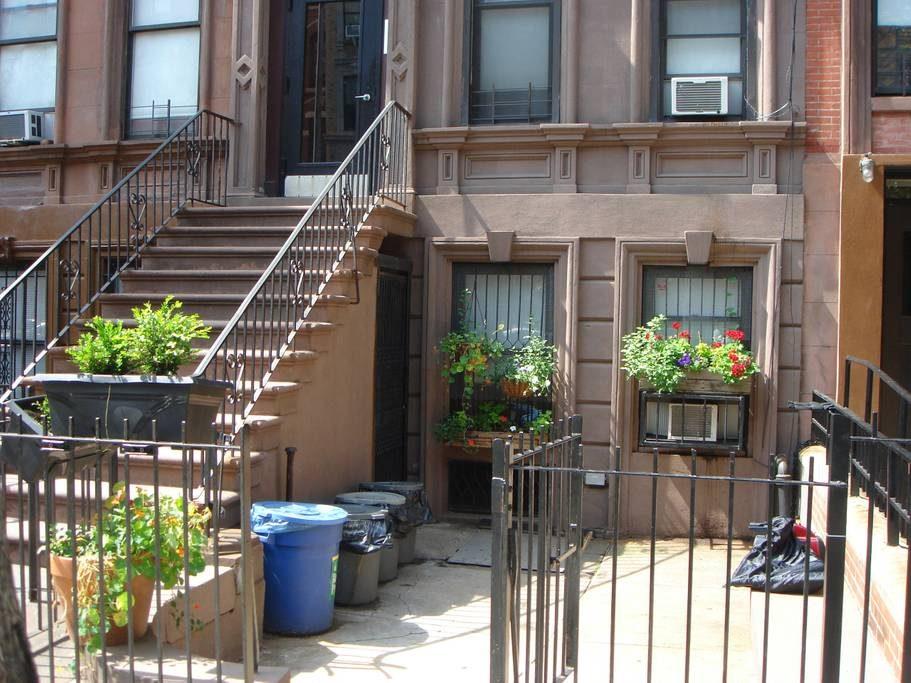 32_New York- Beautiful Brownstone in NYC