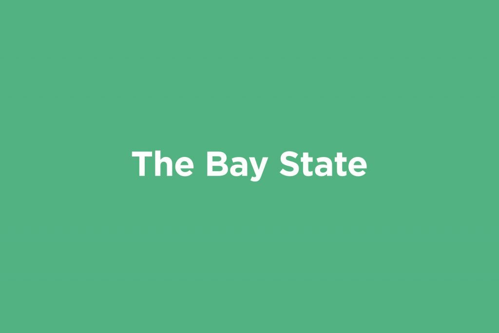 the bay state