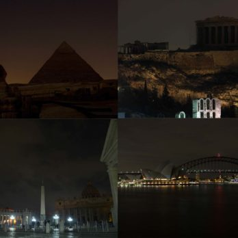 The Powerful Reason Famous Landmarks Are Turning Off Their Lights