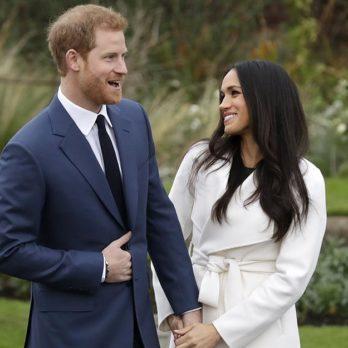 11 Ways Prince Harry and Meghan Markle's Wedding Made History