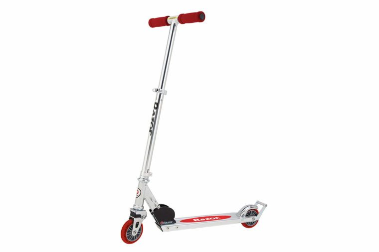 Red Razor Scooter