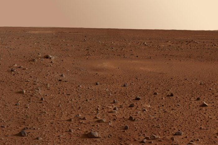 Rocks: Windows to History of Mars