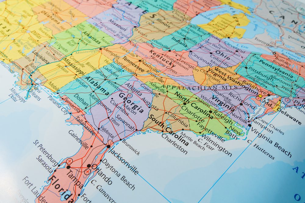 State Nicknames Quiz Which States Do These