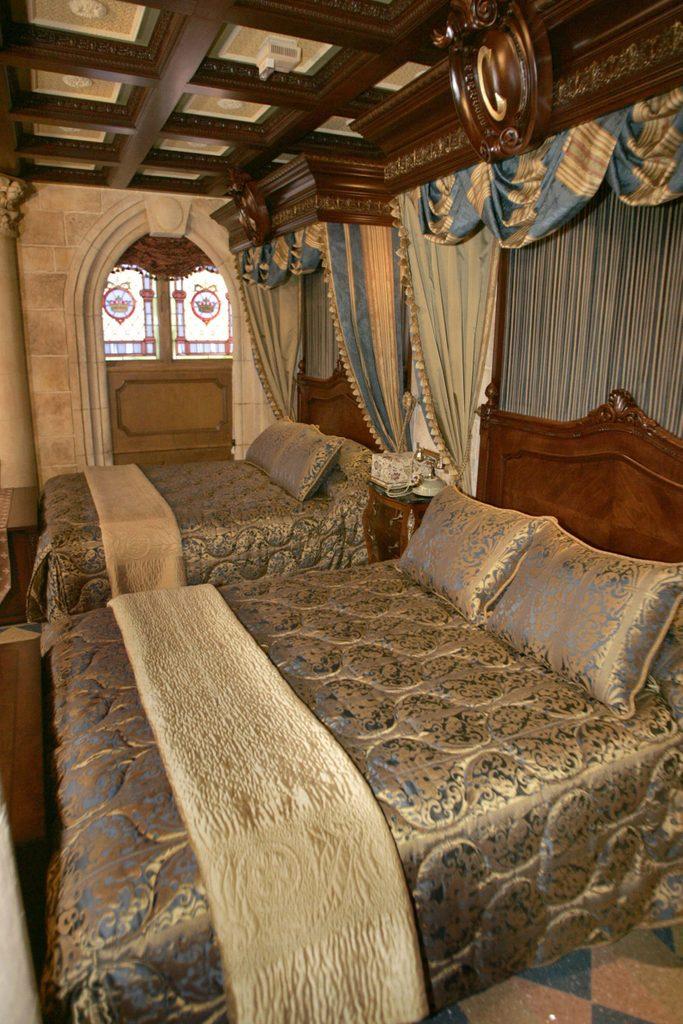 cinderella luxury suite