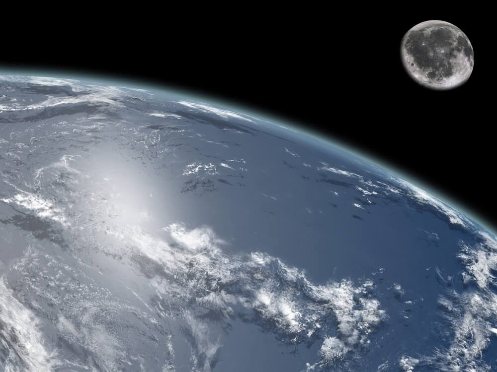 Earth and moon_moon facts