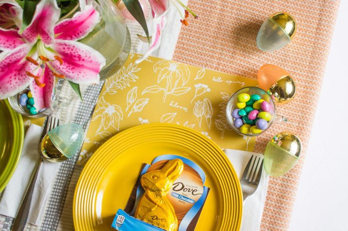 easter placemat