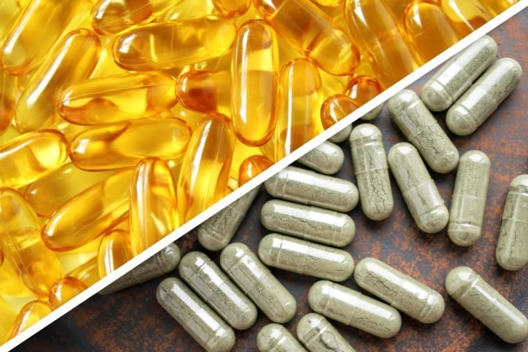 Supplement or medication combos you should never mix for Fish oil blood thinner