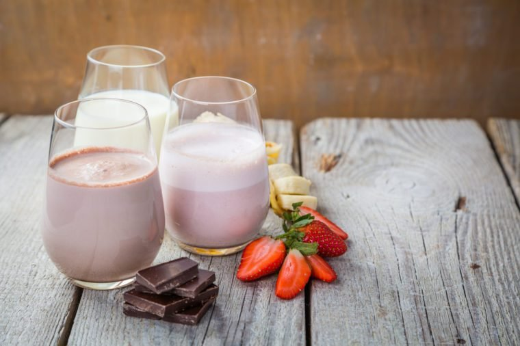 flavored milk_foods to never buy