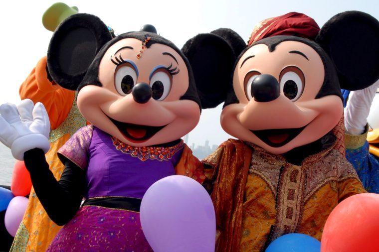 India Entertainment Mickey Mouse - Nov 2008