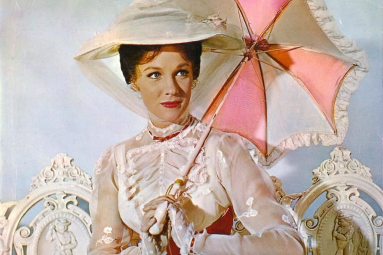 Mary Poppins, Julie Andrews