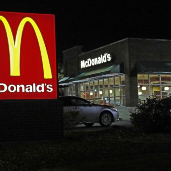 The Real Reason the McDonald's Logo Is Yellow and Red