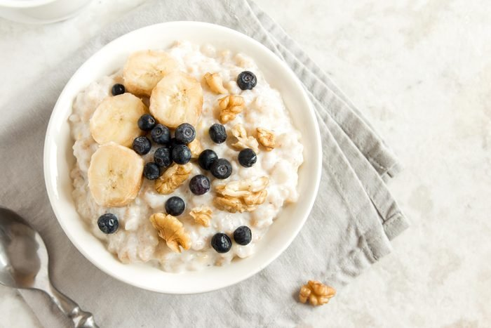 oatmeal blueberry walnut