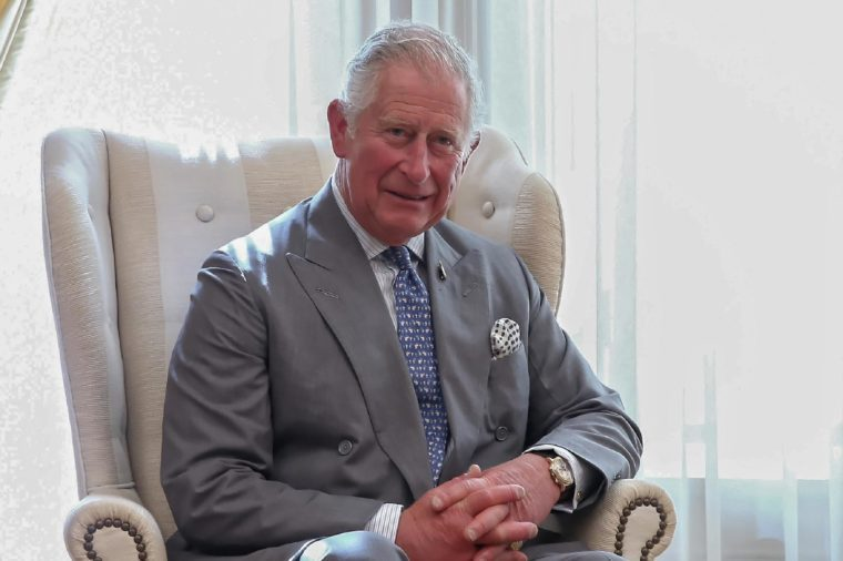Prince Charles and Camilla Duchess of Cornwall visit to Athens, Greece - 09 May 2018