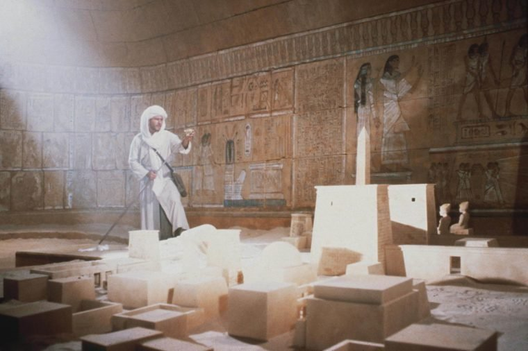 Raiders Of The Lost Ark - 1981