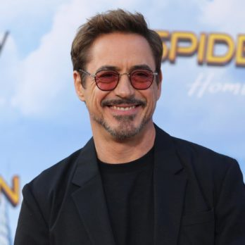 The Day Robert Downey Jr. Saved My Grandma