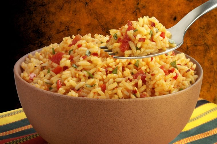 rice dish_foods to never buy