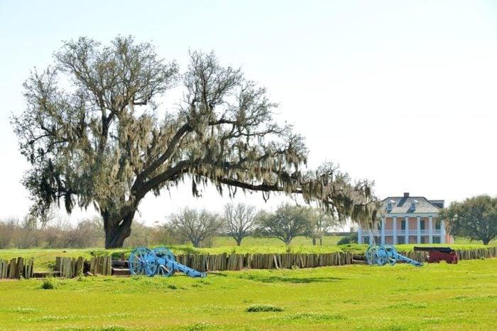 Battle of New Orleans Chalmette Battlefield