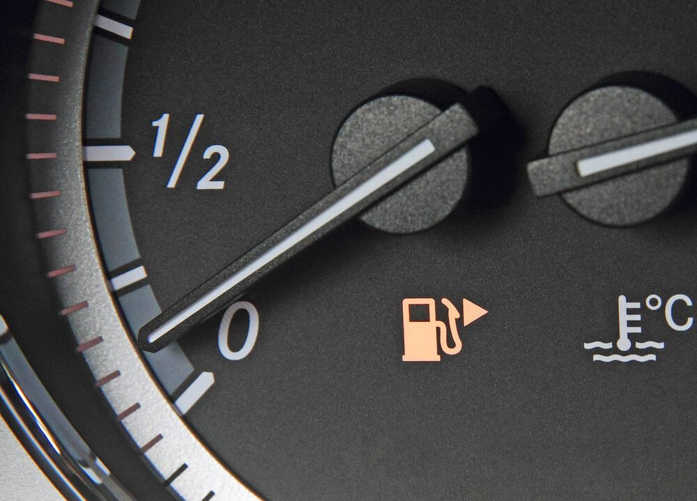 Car need fuel