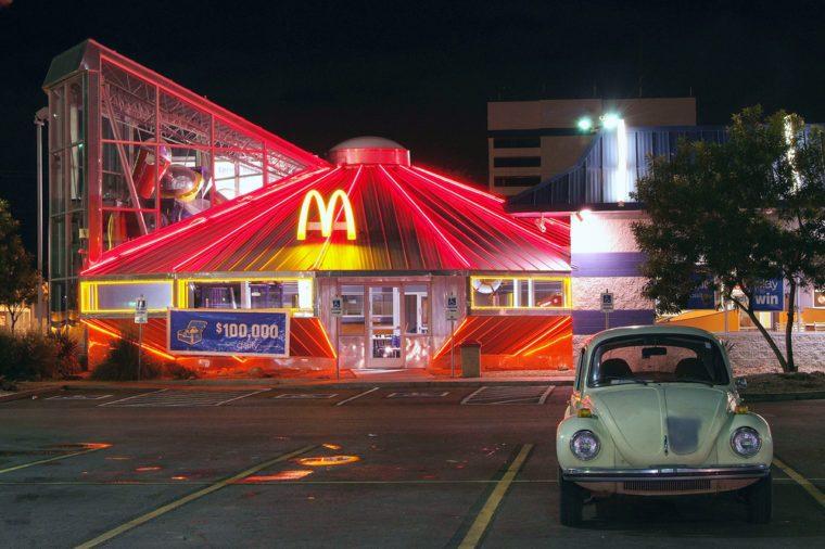 mcdonalds new mexico