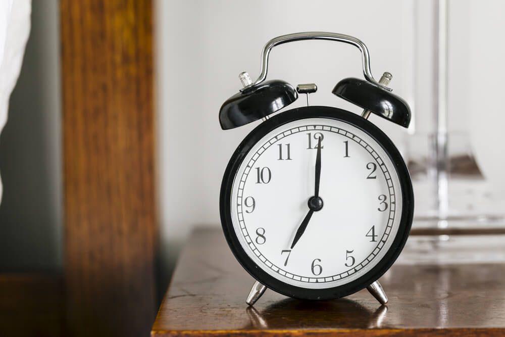 clock. April fools jokes for kids