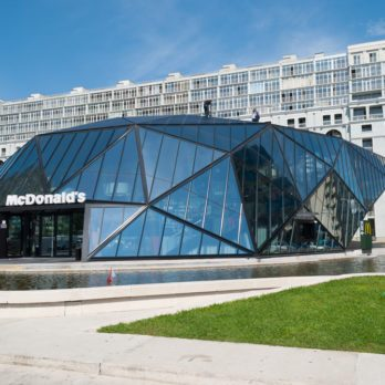 12 of the Coolest McDonald's Locations Around the World