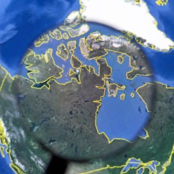 11 Fascinating Things Captured by Google Earth
