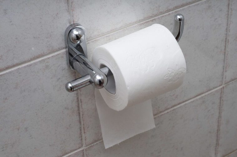toilet paper. April fools pranks