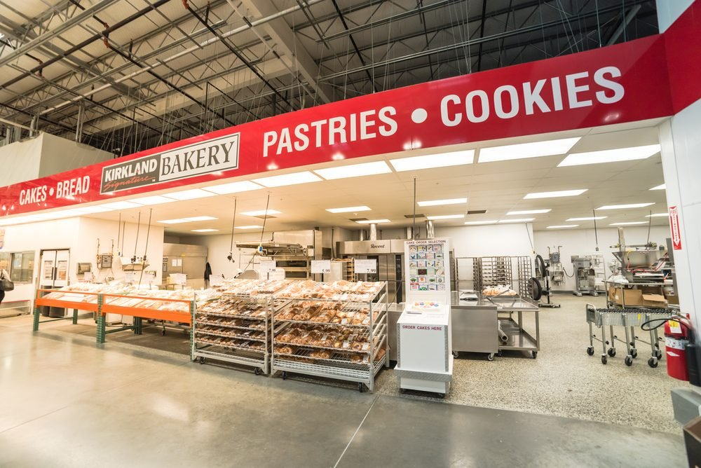 costco bakery