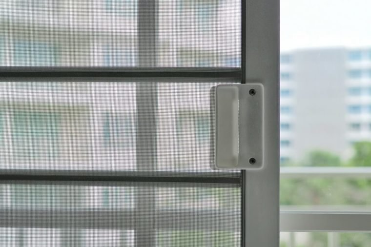 Window mosquito wire screen net to protect from insect and bug.