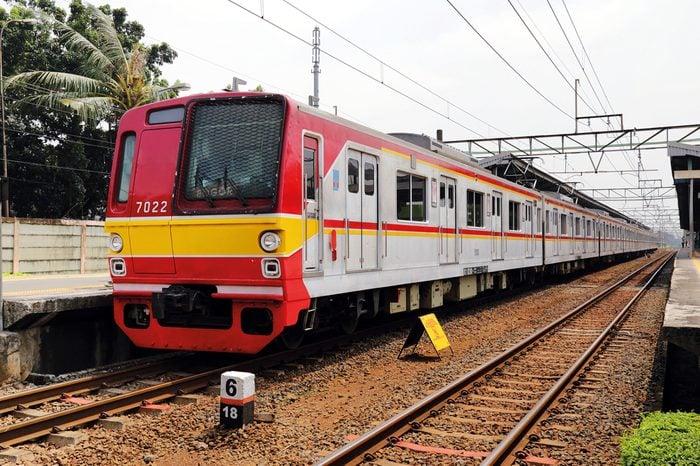 Indonesia Train