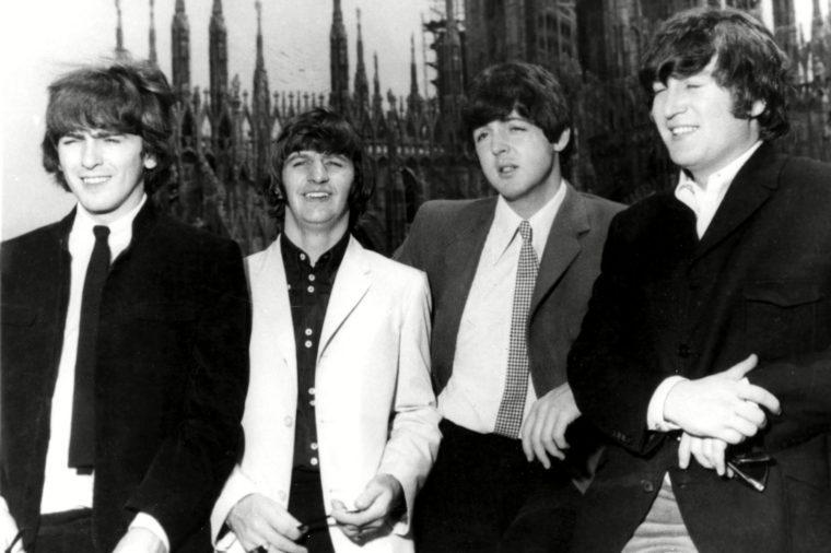 The Beatles, London, Britain