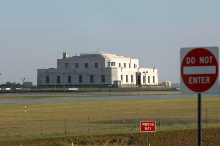 The Fort Knox