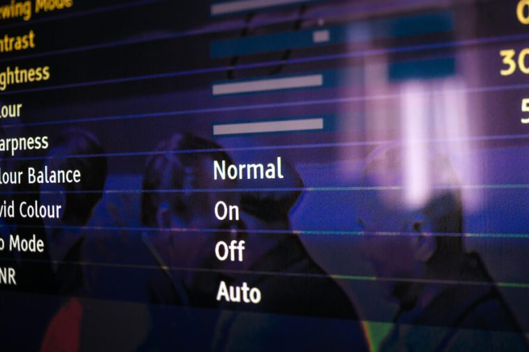 Color settings on modern tv screen best april fools pranks for parents