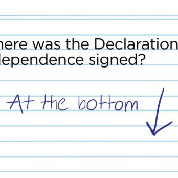 20 Hilarious Test Answers That Are Secretly Genius