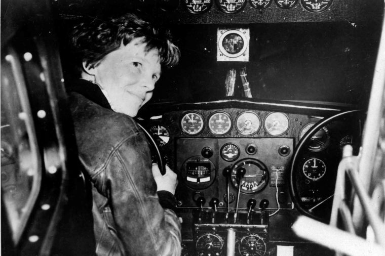 Image result for amelia earhart pilot