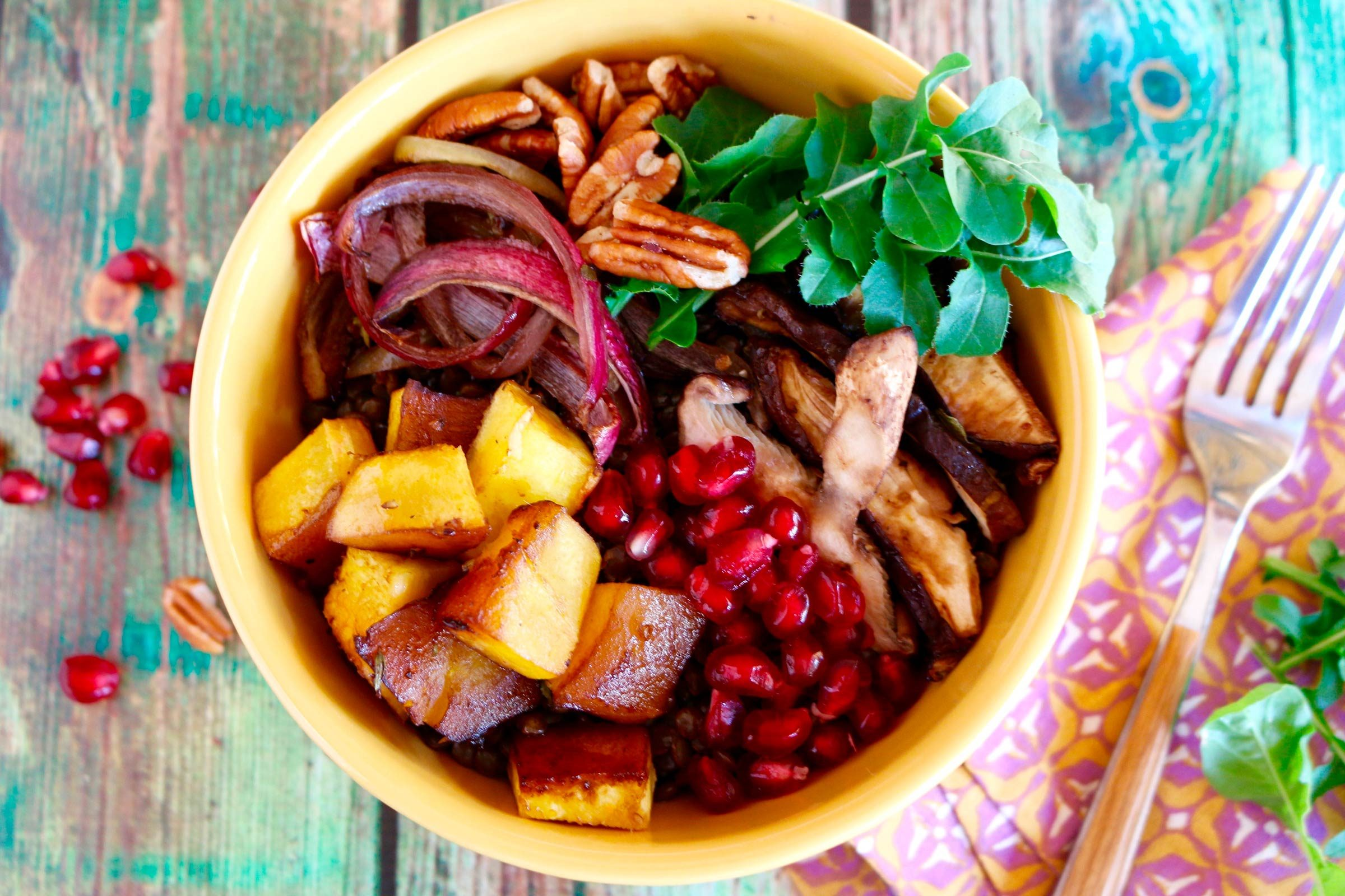 Healthy Lunch Ideas That Aren't Salad