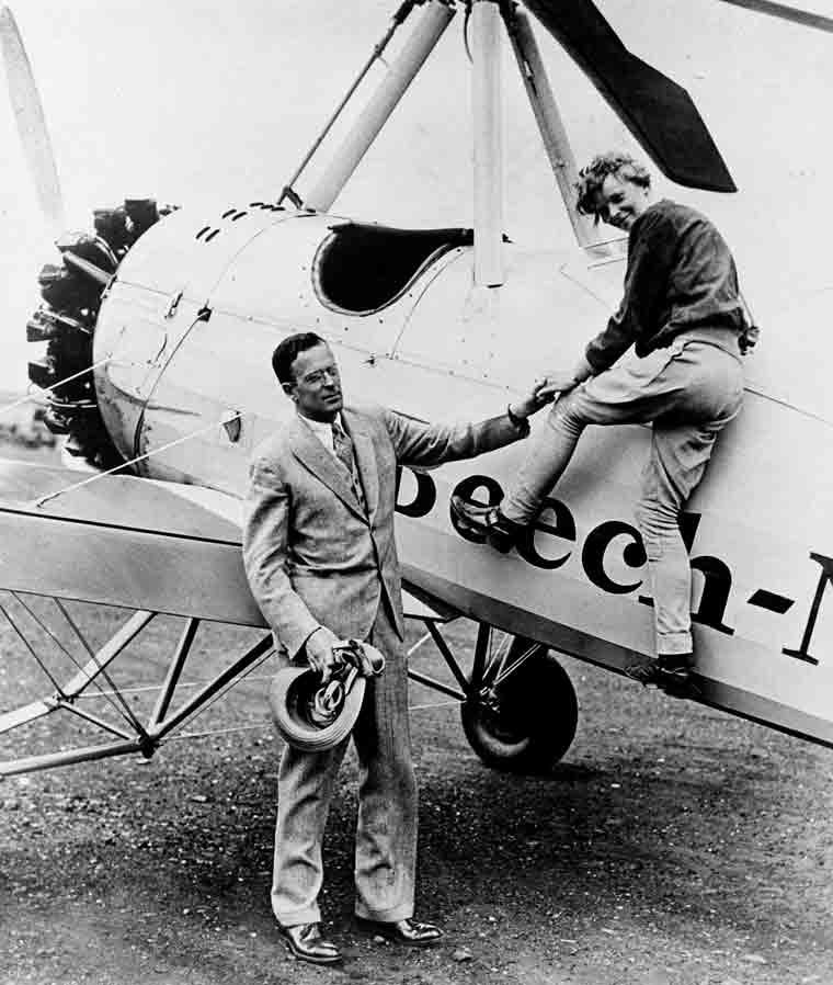 Amelia Earhart: Facts You Never Knew About the Pilot | Reader's Digest