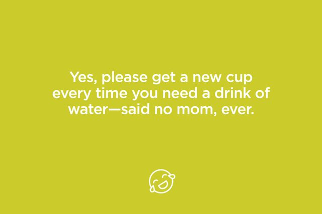 yes please get a new cup