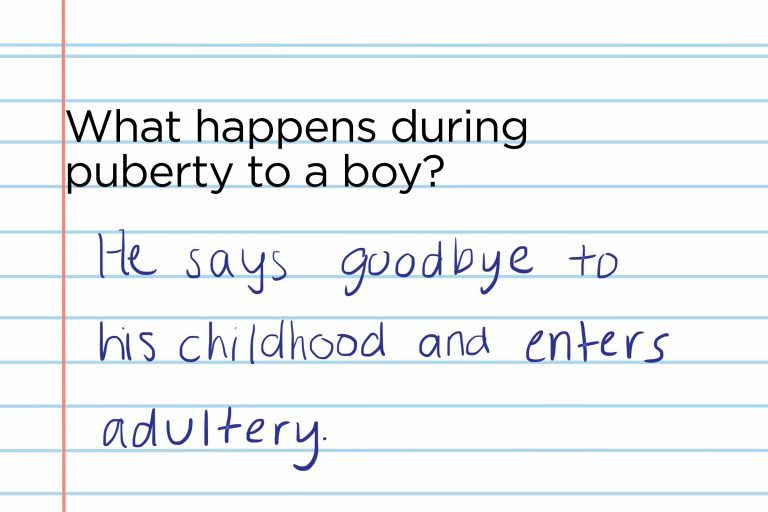 Funny Test Answers That Are Secretly Genius | Reader's Digest